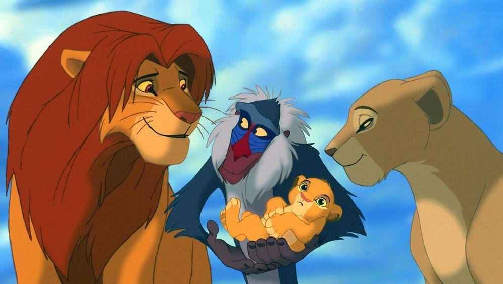 Der König der Löwen - Bildquelle: Foo