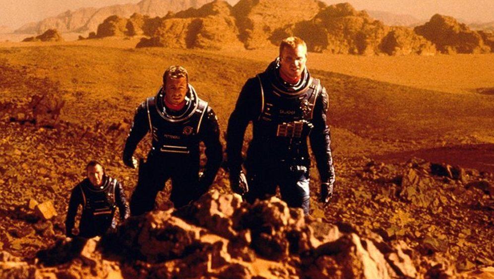 Red Planet - Bildquelle: Foo