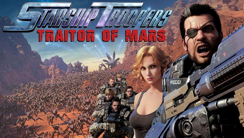 Starship Troopers: Traitor of Mars - Bildquelle: Foo