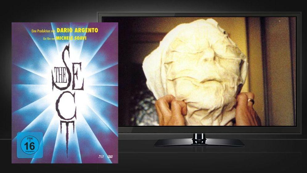 Dario Argentos The Sect - Blu-ray+DVD Mediabook - Bildquelle: Foo