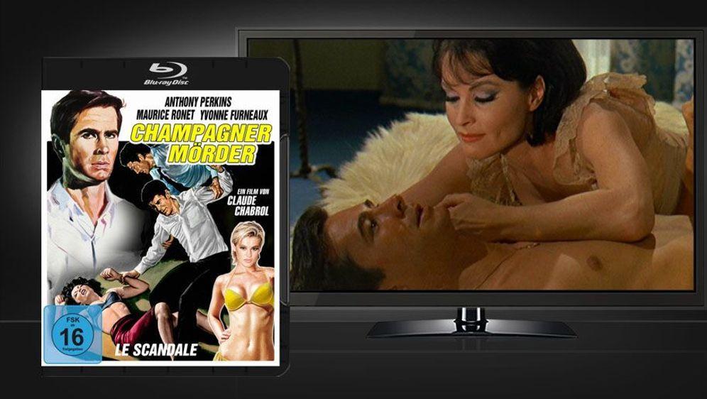 Champagner Mörder (Blu-ray Disc) (Kopie) - Bildquelle: Foo