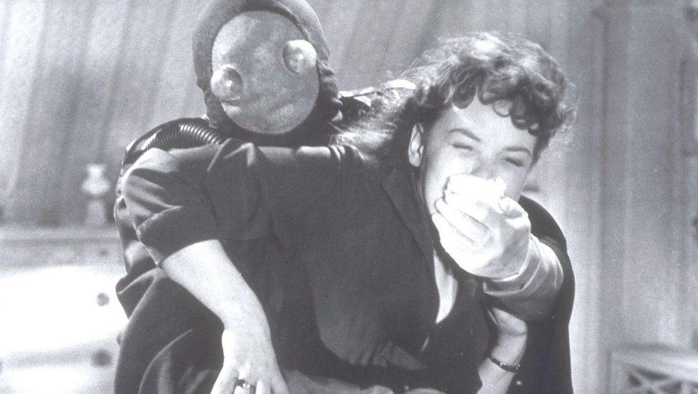 Edgar Wallace: Der Frosch mit der Maske - Bildquelle: Foo