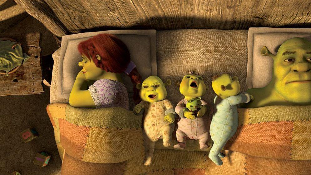 Für immer Shrek - Bildquelle: Foo