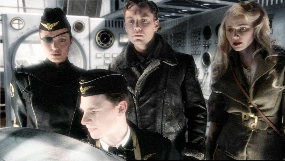 Sky Captain and the World of Tomorrow - Bildquelle: Foo