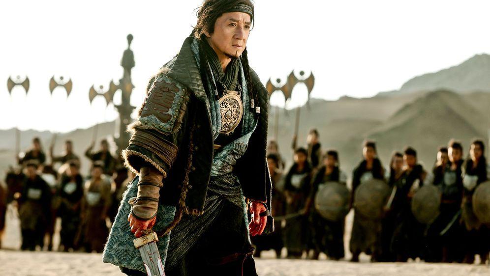 Jackie Chan: Dragon Blade - Bildquelle: Foo