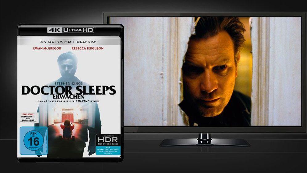Doctor Sleeps Erwachen (UHD+Blu-ray Disc) - Bildquelle: Foo