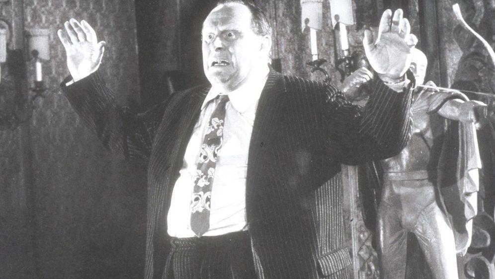 Edgar Wallace: Der grüne Bogenschütze - Bildquelle: Foo