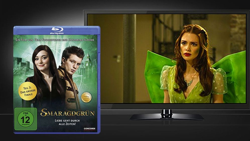 Smaragdgrün (Blu-ray, DVD & VoD)  - Bildquelle: Foo