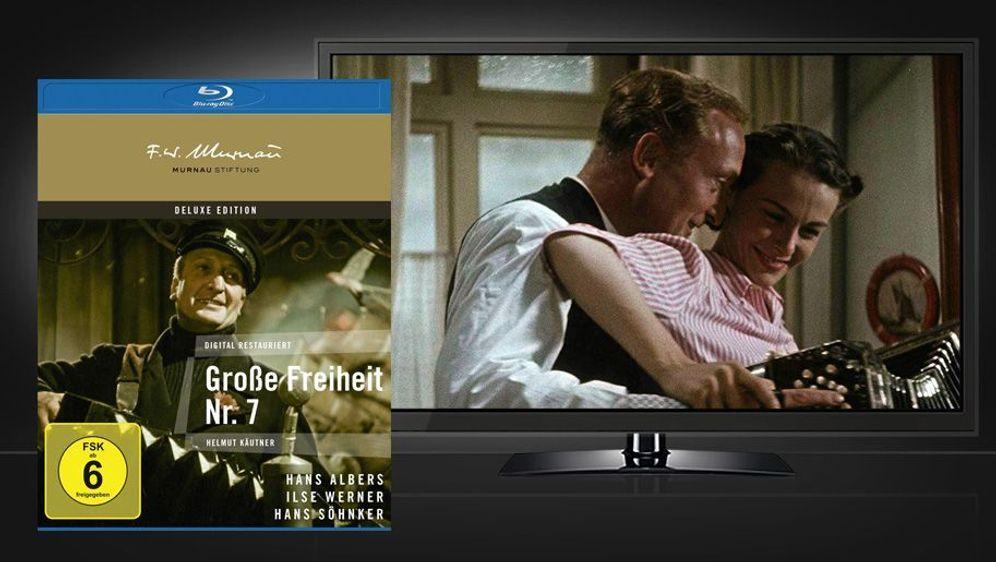 Große Freiheit Nummer 7 (Blu-ray Disc) - Bildquelle: Foo