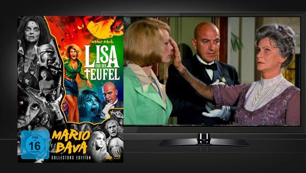 Lisa und der Teufel (Blu-ray+DVD Mediabook) - Bildquelle: Foo