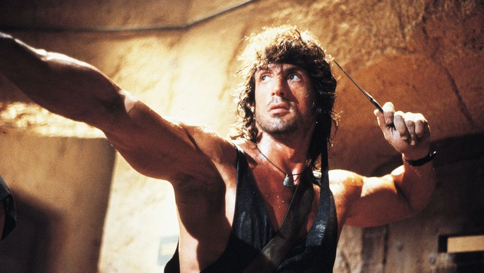 Rambo III - Bildquelle: Foo