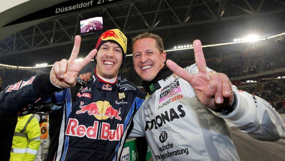Race of Champions 2011 (2) - Bildquelle: Foo