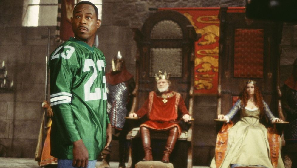 Ritter Jamal - Eine schwarze Komödie - Bildquelle: Foo