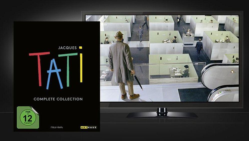 Jacques Tati Complete Collection - Bildquelle: Foo