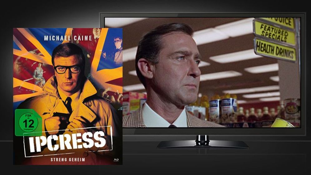 Ipcress - Streng geheim (Mediabook mit Blu-ray+DVD) - Bildquelle: Foo
