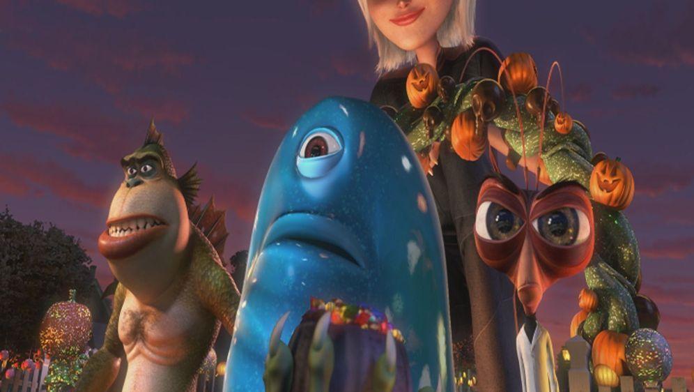 Monsters vs. Aliens - Halloween Special - Bildquelle: Foo