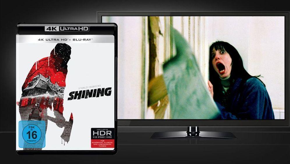 Shining (UHD+Blu-ray Disc) - Bildquelle: Foo