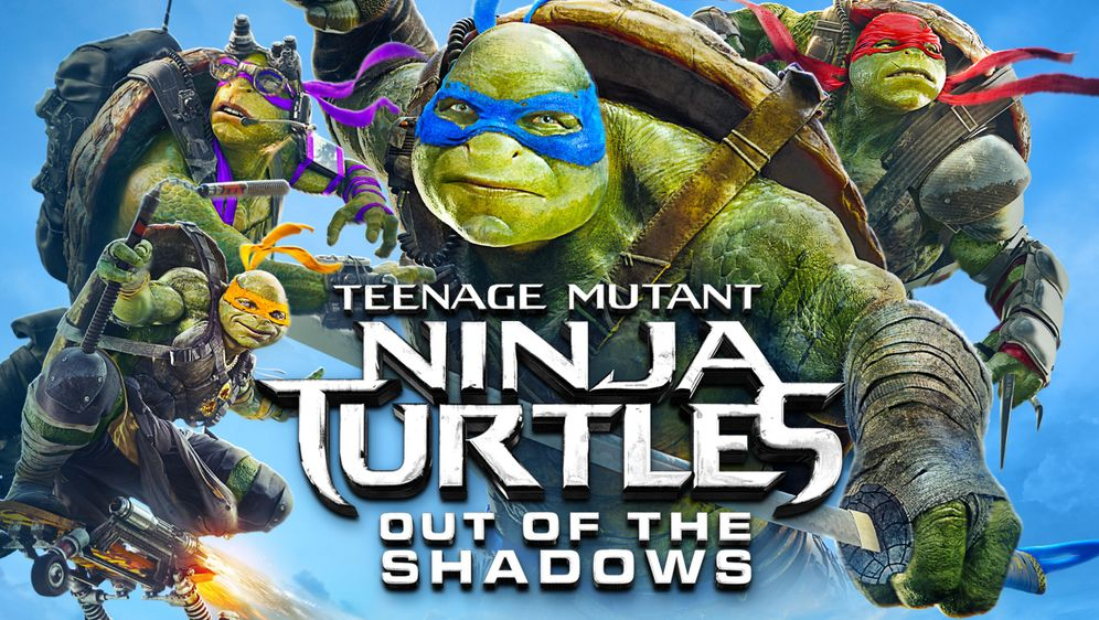 Teenage Mutant Ninja Turtles: Out of the Shadows - Bildquelle: Foo