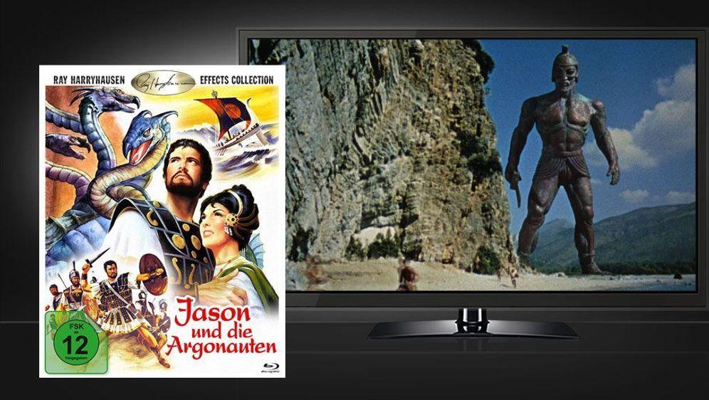 Jason und die Argonauten (Blu-ray Disc) - Bildquelle: Foo