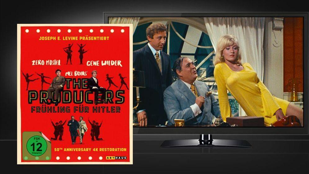 The Producers - Frühling für Hitler (Blu-ray) - Bildquelle: Foo