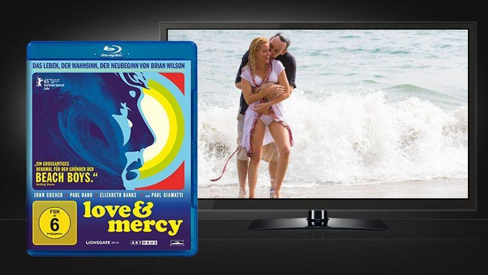 Love & Mercy (Blu-ray Disc) - Bildquelle: Foo