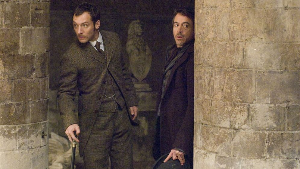 Sherlock Holmes - Bildquelle: Foo