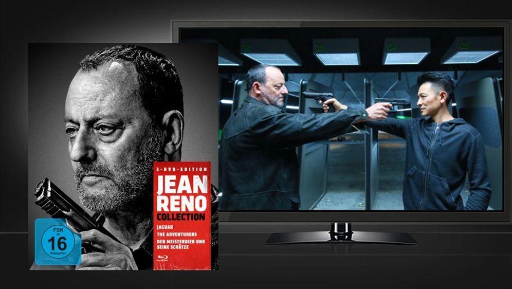 Jean Reno Collection (Blu-ray Box) - Bildquelle: Foo