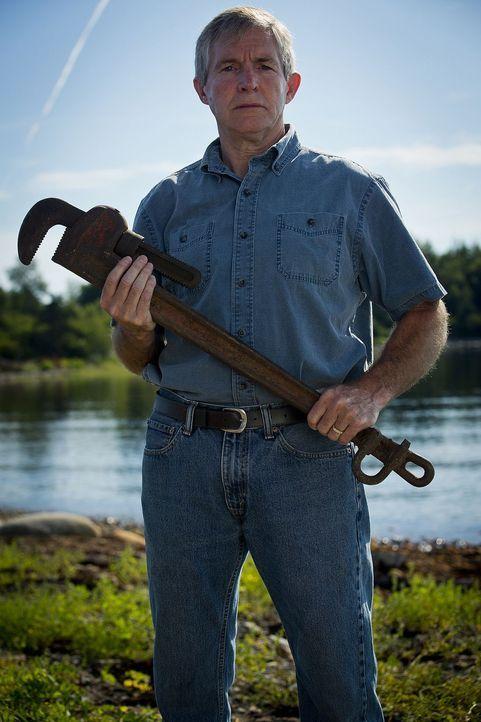 Craig Tester ist Marty Laginas ehemaliger College-Mitbewohner und nun sein P... - Bildquelle: 2014 A&E Television Networks, LLC. All Rights Reserved/ PROMETHEUS ENTERTAINMENT