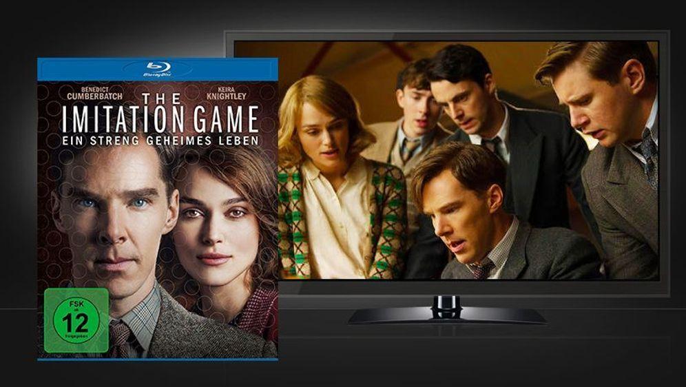 The Imitation Game - Ein streng geheimes Leben (Blu-ray Disc) - Bildquelle: Foo