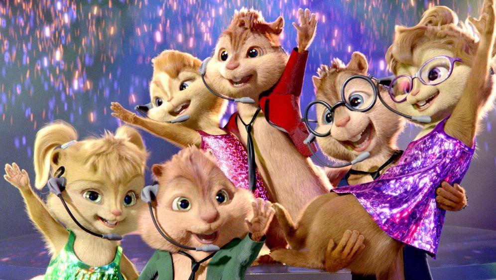 Alvin und die Chipmunks 3: Chipbruch - Bildquelle: Foo