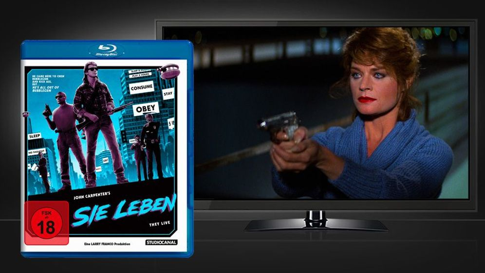 Sie leben! (Blu-ray) - Bildquelle: Foo