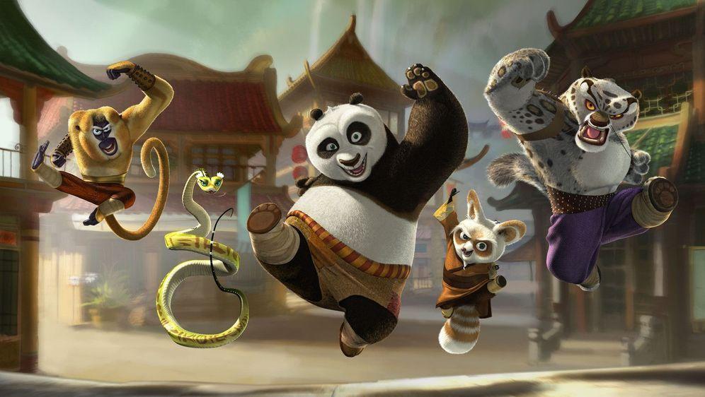 Kung Fu Panda - Bildquelle: Foo