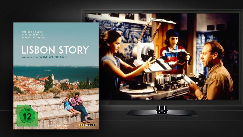 Lisbon Story (Blu-ray Disc) - Bildquelle: Foo
