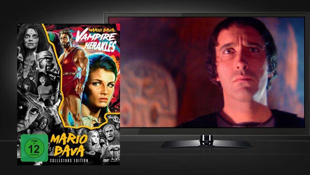 Vampire gegen Herakles (Blu-ray Disc + DVD) - Bildquelle: Foo