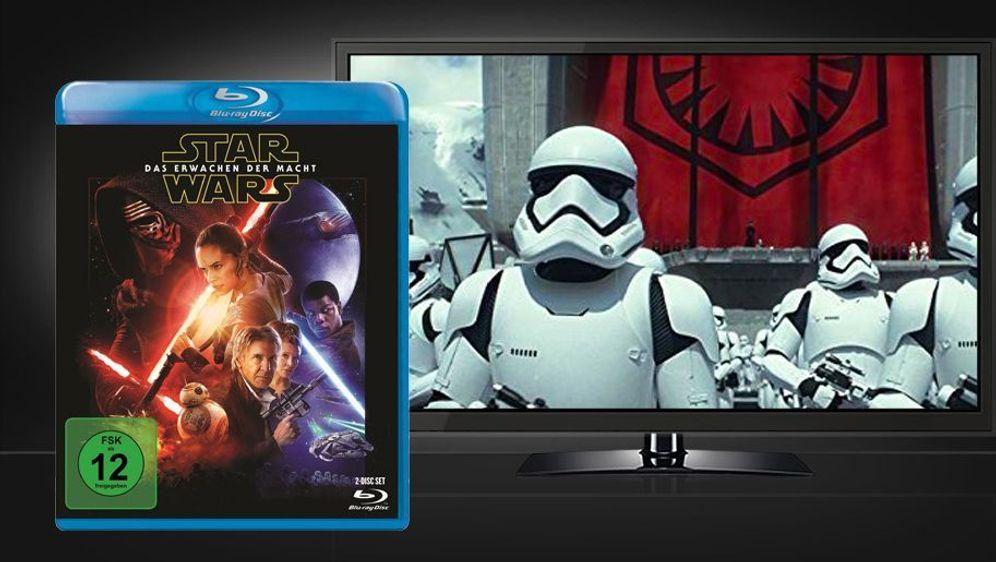 Star Wars: Das Erwachen der Macht - Bildquelle: Foo