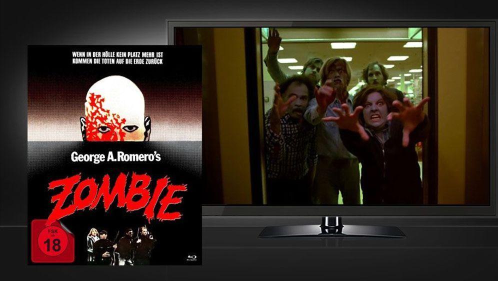 Zombie - Dawn Of The Dead (Mediabook 4K UHD + Blu-ray) - Bildquelle: Foo