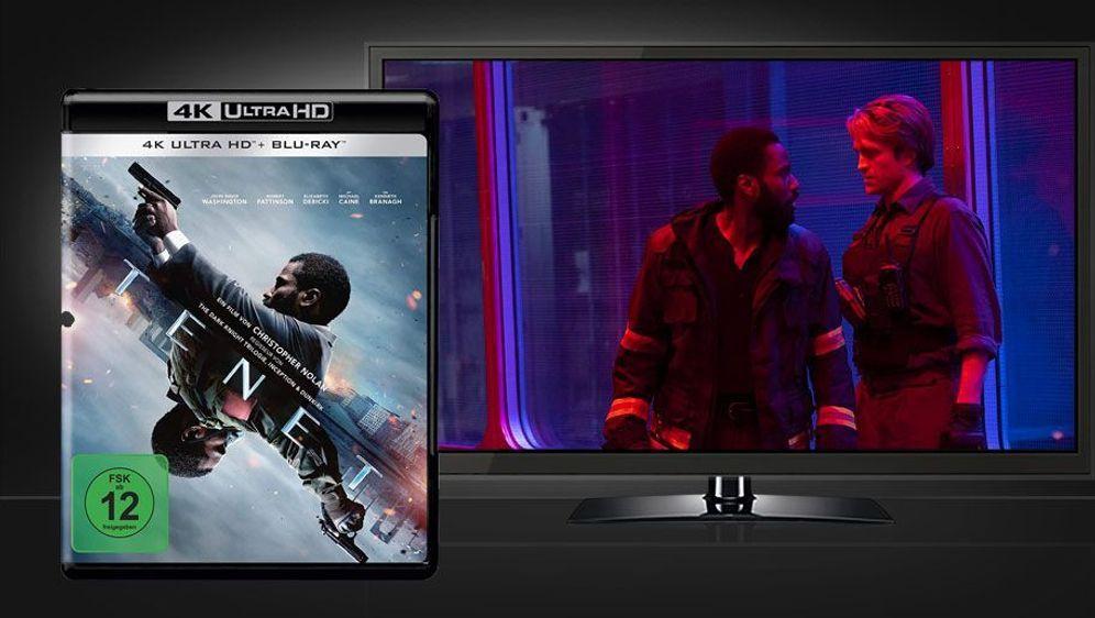 Tenet (4K UHD + Blu-ray) - Bildquelle: Foo
