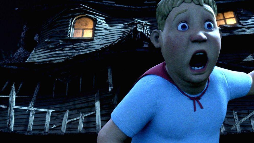 Monster House - Bildquelle: Foo