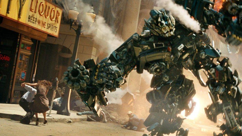Transformers - Bildquelle: Foo