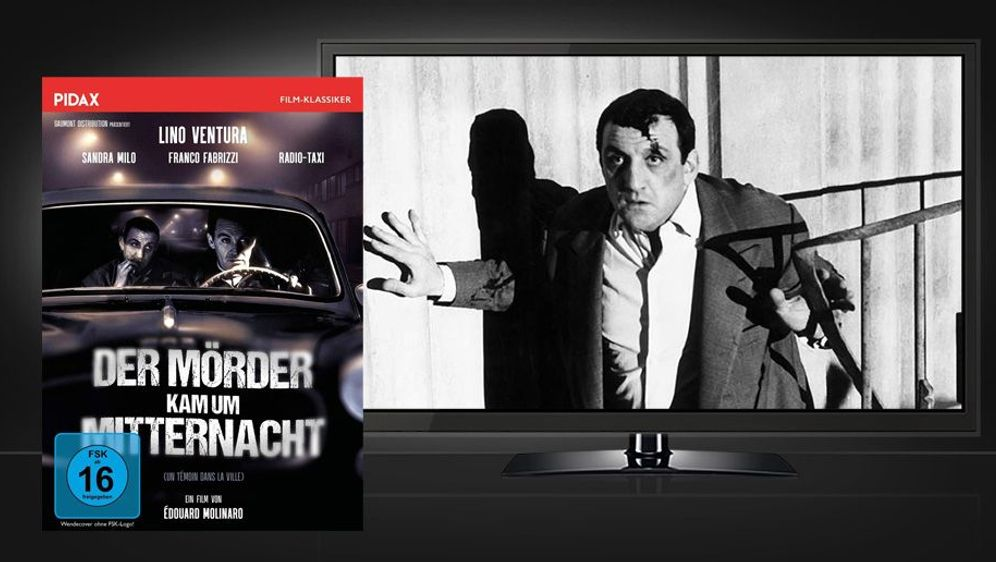 Der Mörder kam um Mitternacht (DVD) - Bildquelle: Foo