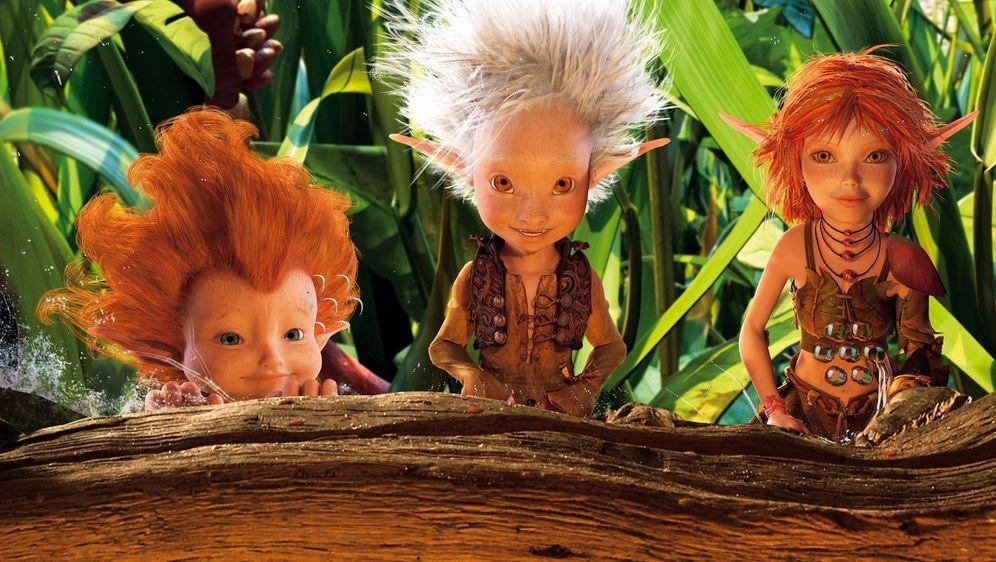 Arthur und die Minimoys - Bildquelle: Foo