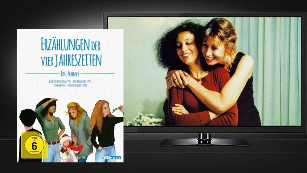 Eric Rohmer - Erzählungen der vier Jahreszeiten (Blu-ray Box) - Bildquelle: Foo