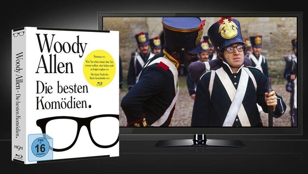 Woody Allen - Die besten Komödien (Blu-ray Box) - Bildquelle: Foo