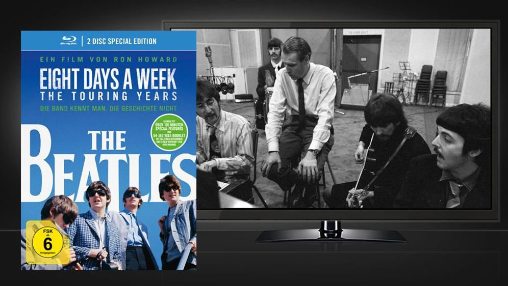 The Beatles: Eight Days a Week - The Touring Years (Special Edition Blu-ray) - Bildquelle: Foo
