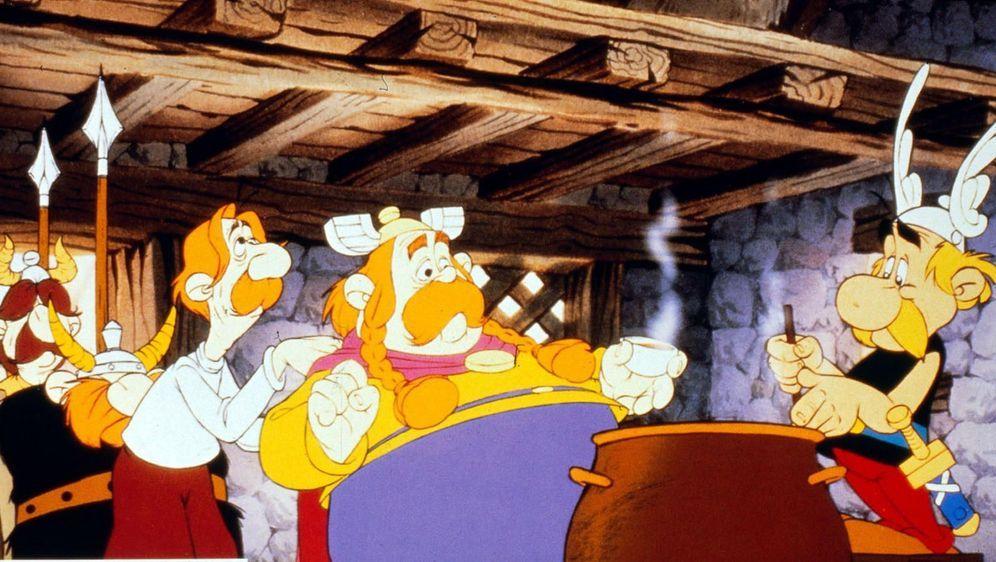 Asterix und die Wikinger - Bildquelle: Foo