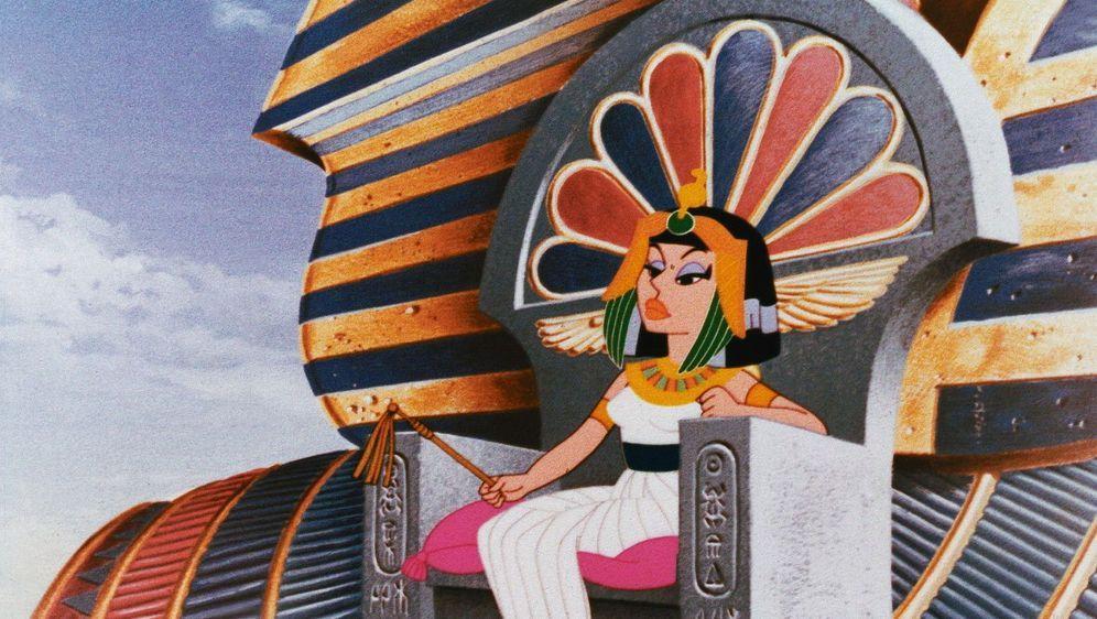 Asterix und Kleopatra - Bildquelle: Foo