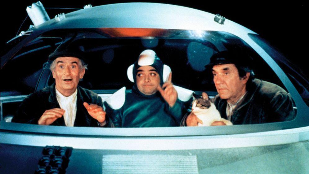 Louis und seine außerirdischen Kohlköpfe - Bildquelle: Foo