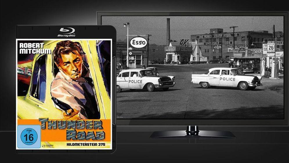 Kilometerstein 375 - Thunder Road (Blu-ray Disc) - Bildquelle: Foo