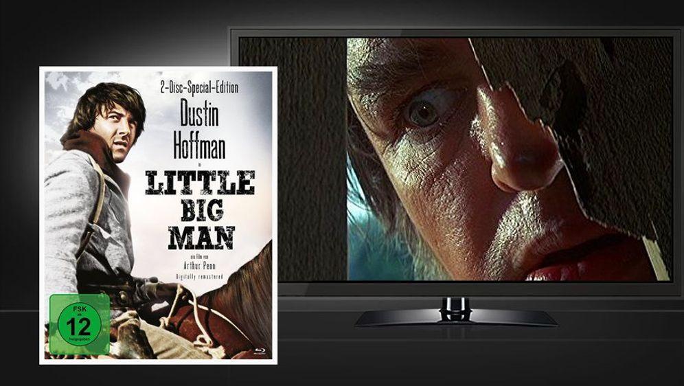 Little Big Man - Special Edition (Blu-ray Disc) - Bildquelle: Foo