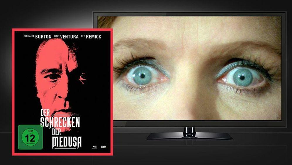 Der Schrecken der Medusa (Blu-ray Disc) - Bildquelle: Foo
